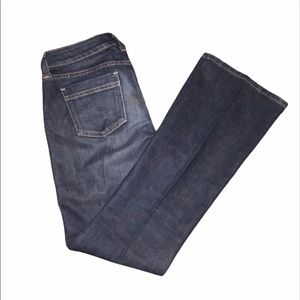Gap Size 10 Tall / Long Curvy Flare Jeans